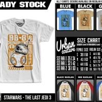 T-shirt STARWARS - THE LAST JEDI 3