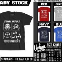 T-shirt STARWARS - THE LAST JEDI 20