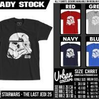 T-shirt STARWARS - THE LAST JEDI 25