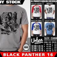 Tshirt BLACK PANTHER 16