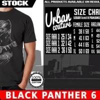 Kaos BLACK PANTHER 6