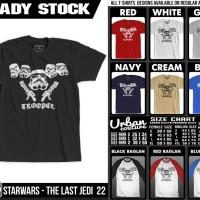 T-shirt STARWARS - THE LAST JEDI 22