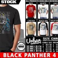 Tshirt BLACK PANTHER 4