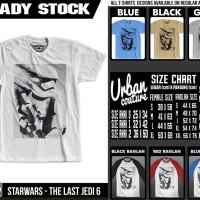 T-shirt STARWARS - THE LAST JEDI 6
