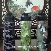 NANO WATER CAN SPORT ARMY 750ml