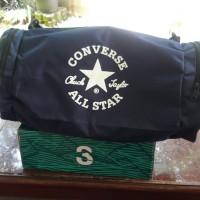 Tas Sepatu Basket Gym Bag Logo Converse