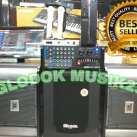 Paket Super Sound 10inch Speaker JBL,PC karaoke 3 Tera,mic wireless