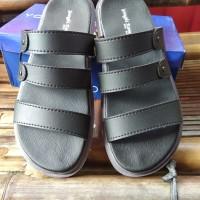 Sandal casual pria Yongki Komaladi original 100% BNIB fullset box new