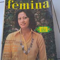 majalah femina lama no 52