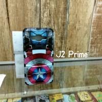 Hardcase Robot Transformer Samsung J2 Prime Gambar Captain America