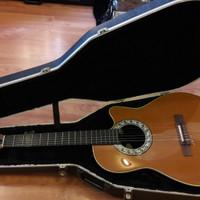 Harga gitar klasik ovation classic electric nylon model | WIKIPRICE INDONESIA