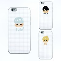Casing Hp BTS - Softcase Dan Hardcase Samsung/Oppo/Xiaomi/Iphone