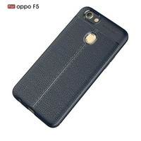 OPPO F5 Youth pro soft case cover casing hp carbon