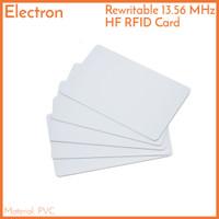 13.56 Mhz Rewritable UID Card - Writable Rewritable Clone Duplicate