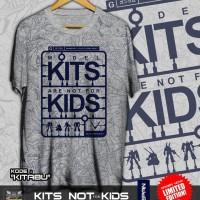 Kits Not For Kids - SALTY POPCORN Gendam Project - Abu