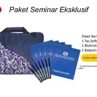 Paket Tas Seminar Kit Terbaik