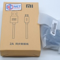 CABLE / KABEL DATA XIAOMI 2 AMPERE / KABEL DATA USB / CHARGER XIAOMI