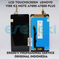 LCD TC  LENOVO VIBE K3 NOTE A7000 A7000 PLUS  ORIGINAL KD-002550
