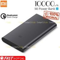 Jual Powerbank Xiaomi 10000 MAh Versi 2 Mi Pro 2 Fast Charging Original Murah