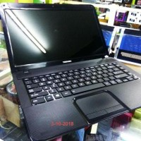 LAPTOP toshiba C840 core i3 ivybride Black 2nd
