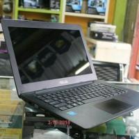 LAPTOP asus X453ma black N2840 Ram 2gb HDD500Gb 2nd