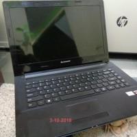 LAPTOP lenovo G40-45 AMD A8 6410 Ati radeon R5 Ram4gb HDD500Gb 2nd