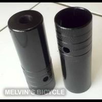 Jalu/ Step/ Pijakan Kaki Buat Sepeda Bmx Dengan As Besar Model Drat