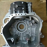 crankcase /blok mesin genset diesel 5000 watt segala merk