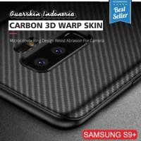 Original Samsung S9 / S9 Plus  Garskin Skin for Case Carbon Texture 3D