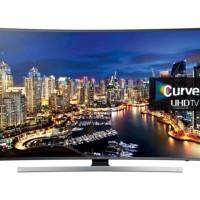 PROMO SAMSUNG 48JU7500 LED TV 48 INCH CURVED UHD 3D SMART TV MURAH