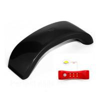 12W UV LED Lamp Nail Gel Polish Dryer portable/Pengering kutek/murah