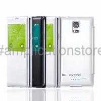 Diskon Keva Power Case Flip Cover S View 2400mAh For Samsung Galaxy S