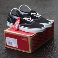 b95271539b Sepatu Vans Authentic Black White Import Quality