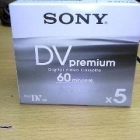 Mini DV SONY Premium