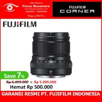 FUJINON XF 50mm f/2.0R WR (Black)