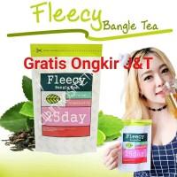 FLEECY Bangle Tea - Slimming Tea - Teh Pelangsing
