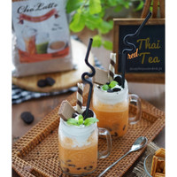 Jual THAI RED TEA CHOLATTE PREMIUM POWDER DRINK BUBUK THAI RED TEA Murah