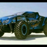 RC REMOT OFF ROAD SLAYER Mainan Mobil Remote Control