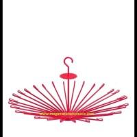 (Termurah!!) Folding Hanger 30 Sticks / Gantungan /Jemuran Baju Bayi