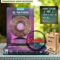 Religi Ungu Al Quran Al Mughni A5 Tajwid Warna Tafsir Per Kata