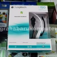 TERBATAS Logitech H150 Putih Stereo Headset Komputer MURAH MERIAH