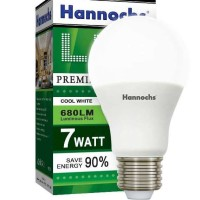 Lampu LED Hannochs 7w 7 watt