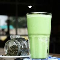 Bubuk Minuman Green Tea Terbaru
