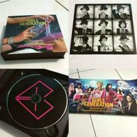 Jual Girls' Generation SNSD 4th mini album - Mr Mr + poster asli Murah