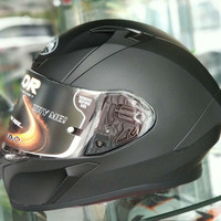 Helm Fullface Airoh Valor Matt Black