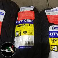 Ban Belakang LX S Michelin 120 70 R10
