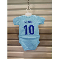 Pasang Nama & Nomor Punggung Untuk Jumper Baby / custom name jersey