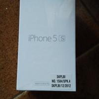 Apple I phone 5S 32GB Gold Mulus Habis