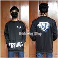 SWEATER KPOP SUJU SUPER JUNIOR RETURN MEMBER YESUNG