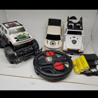 Mainan RC mobil jeep hummer wrangler ford 3 body rc 1.24 asli murah rc